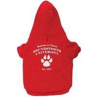 Ancol Red Uni Dog Hoodie