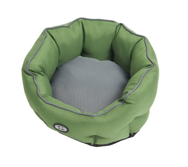Buster Cocoon Beds Artichoke Green