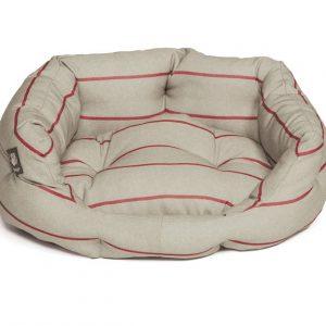 Heritage Herringbone Slumber Bed