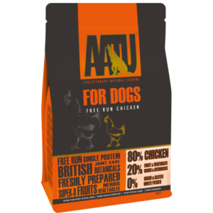 AATU 80/20 Chicken Adult Dog Food 5kg