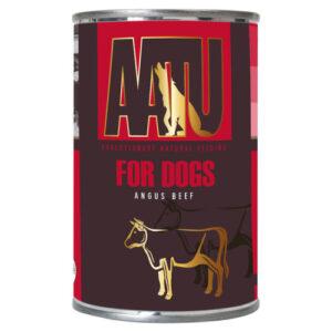 AATU Angus Beef Wet Dog Food 400g x 6