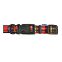 Ancol Adjustable Tartan Dog Collars