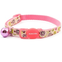 Ancol Flowers Safety Cat Collar