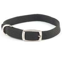 Ancol Nylon Softweave Dog Collar