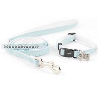 Ancol Small Bite Deluxe Jewel Collar & Lead Set