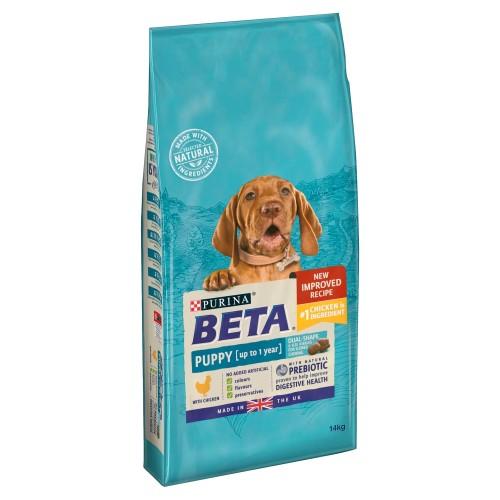 BETA Chicken Puppy Food 2kg