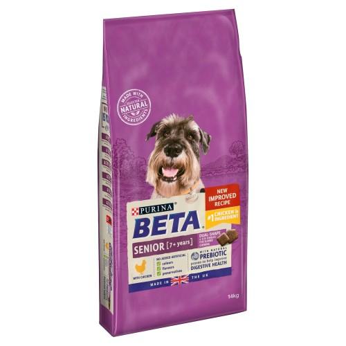 BETA Chicken Senior Dog Food 2kg