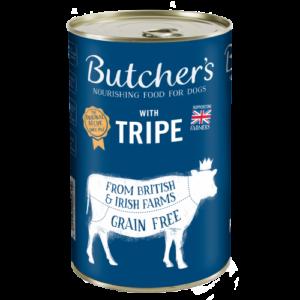 Butchers Tripe Dog Food Tins 1.2kg x 6
