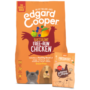 Edgard & Cooper Fresh Chicken Grain Free Adult Dog Food 2.5kg