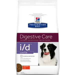 Hills Prescription Diet ID Low Fat Digestive Care Chicken Dry Dog Food 1.5kg