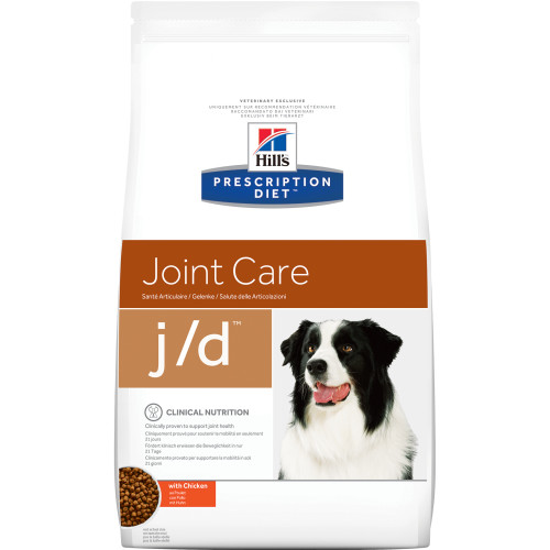 Hills Prescription Diet JD Joint Care Chicken Dry Dog Food 5kg