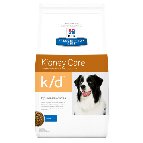 Hills Prescription Diet KD Kidney Care Canine 5kg