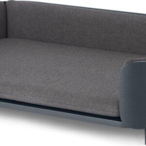 Kyali Dog Sofa, Dark Grey L/XL