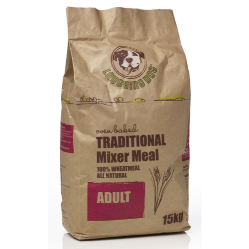 Laughing Dog Traditional Food Mixer Meal 15kg x 2