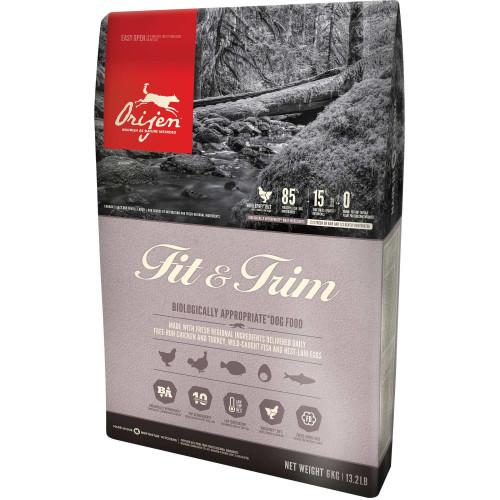 Orijen Fit & Trim Adult Dog Food 11.4kg x 2