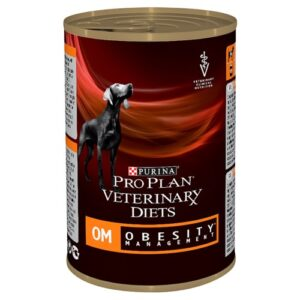PURINA VETERINARY DIETS Canine OM Obesity Management Wet 400g x 12