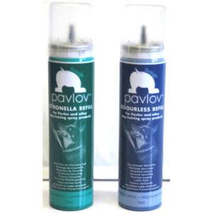 Pavlov Spray Collar Refills