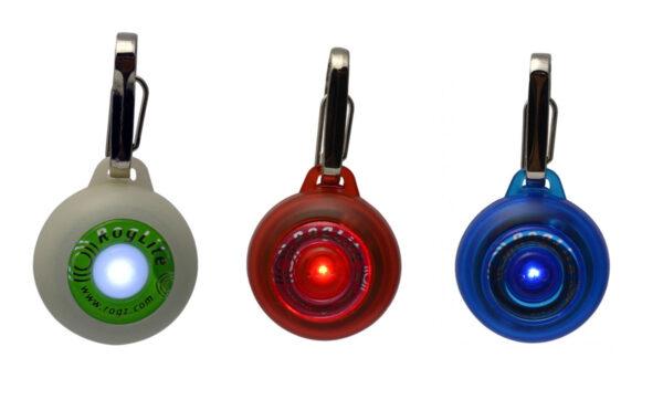 Rogz Roglite Safety Collar Light