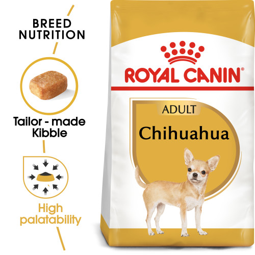 Royal Canin Chihuahua Dry Adult Dog Food 1.5kg
