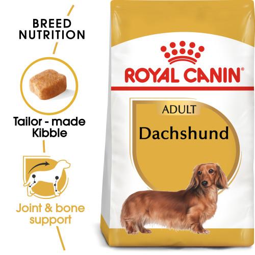 Royal Canin Dachshund Dry Adult Dog Food 1.5kg