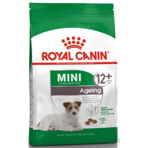 Royal Canin Mini Ageing +12 Senior Dry Dog Food 1.5kg