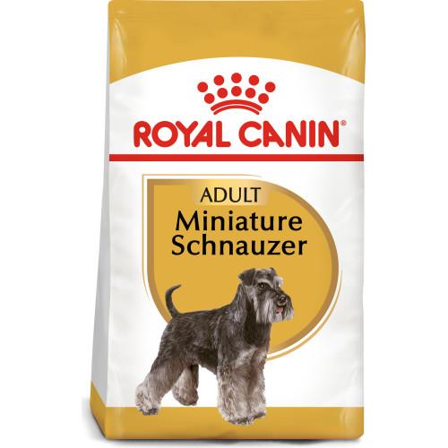 Royal Canin Miniature Schnauzer Adult Dog Food 7.5kg
