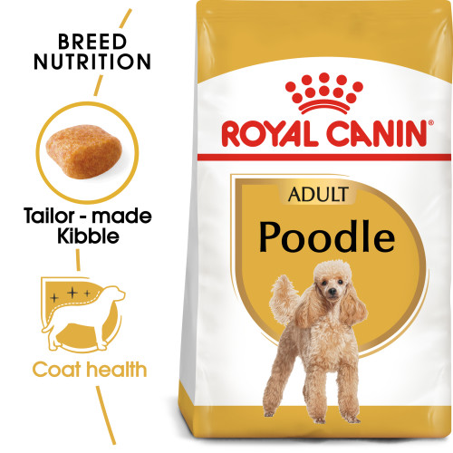 Royal Canin Poodle Adult Dog Food 7.5kg