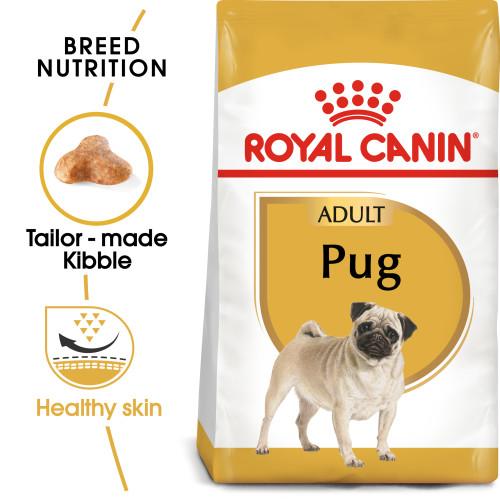 Royal Canin Pug Adult Dog Food 1.5kg