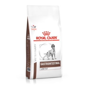 Royal Canin Veterinary Gastro Intestinal Low Fat Dog Food 1.5kg