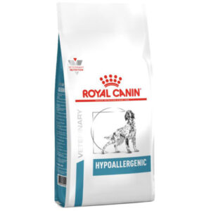 Royal Canin Veterinary Hypoallergenic Moderate Calorie Dry Dog Food 1.5kg