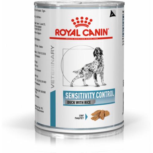 Royal Canin Veterinary Sensitivity Control Cans 420g x 24 Duck