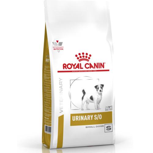 Royal Canin Veterinary Urinary SO Small Dog Food 1.5kg