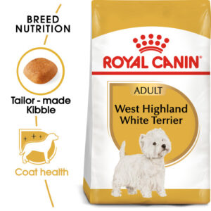 Royal Canin West Highland White Terrier Dog Food 1.5kg