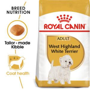 Royal Canin West Highland White Terrier Dog Food 1.5kg