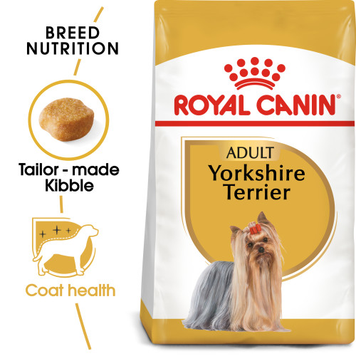 Royal Canin Yorkshire Terrier Adult Dog Food 7.5kg