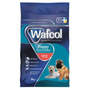 Wafcol Salmon & Potato Small & Medium Puppy Food 2.5kg