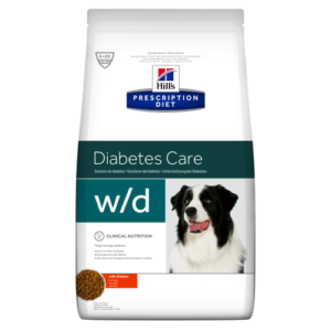 Hills Prescription Diet WD Diabetes Care Chicken Dry Dog Food 1.5kg