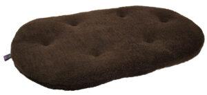 Fleece Oval Dog Cushions